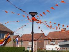 Mill met 4 kilometer vlaggetjes voor het eerst oranje voor de vrouwen