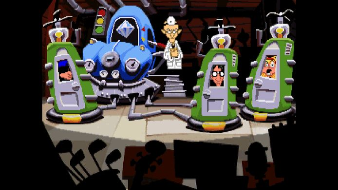 De originele game uit 1993.