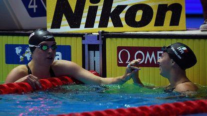 """Belgisch record, maar na swim-off net geen finale voor Lecluyse op 100m school: """"Veel vertrouwen voor 200m"""""""