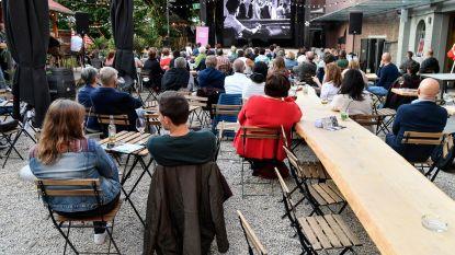Cinema Canvas strijkt neer in Le Jardin Creole