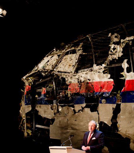 MH17-proces: advocaten willen meer wrakstukken van vliegtuig zien