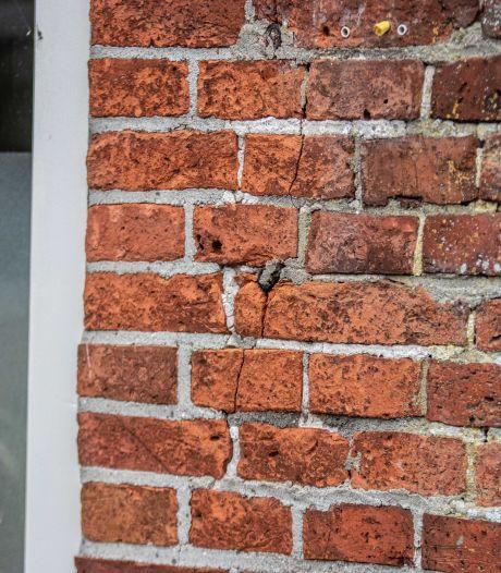Meerdere woningen Groningen acuut onveilig na aardbeving