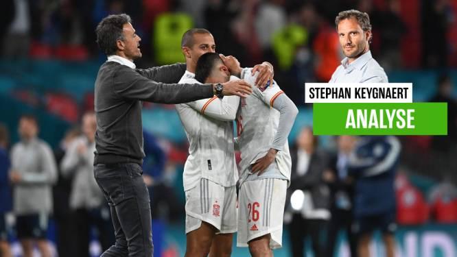 """Onze chef voetbal ziet Italië kraken en piepen onder Spaanse hegemonie: """"Maar in het leven moet je nu eenmaal geluk hebben, nietwaar Azzurri?"""""""