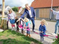 Knap staaltje noaberkracht resulteert in metamorfose speeltuin De Heidehof in Langeveen