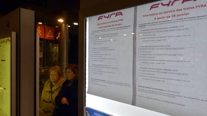 Un bus plus rapide et moins cher à la place du Fyra