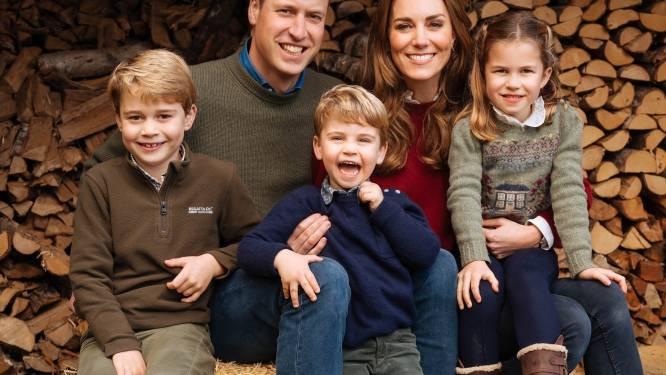Kate Middleton heeft rechtstreekse telefoonlijn met de Queen voor updates over kinderen