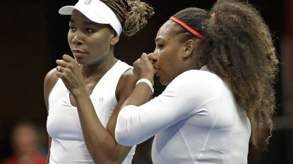 Rentree Serena in dubbel mondt uit in verlies - Bemelmans ontmoet Federer op ATP Rotterdam - Pouille wint in Montpellier