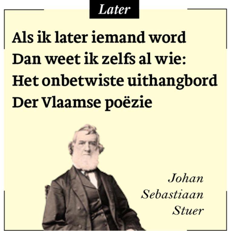 Johan Sebastiaan Stuer 23 - Humo Beeld Humo