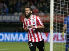 Nieuwe trainer Jack de Gier haalt ook aanvaller Soufyan Ahannach naar FC Den Bosch