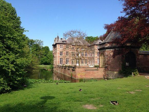 Elysia Park grenst aan het groene kasteeldomein Hof Ter Linden