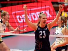EK-medaille lonkt voor Twentse volleybalinternationals