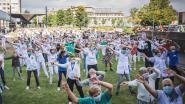UZ Gent gaat de populaire Jerusalema Challenge aan