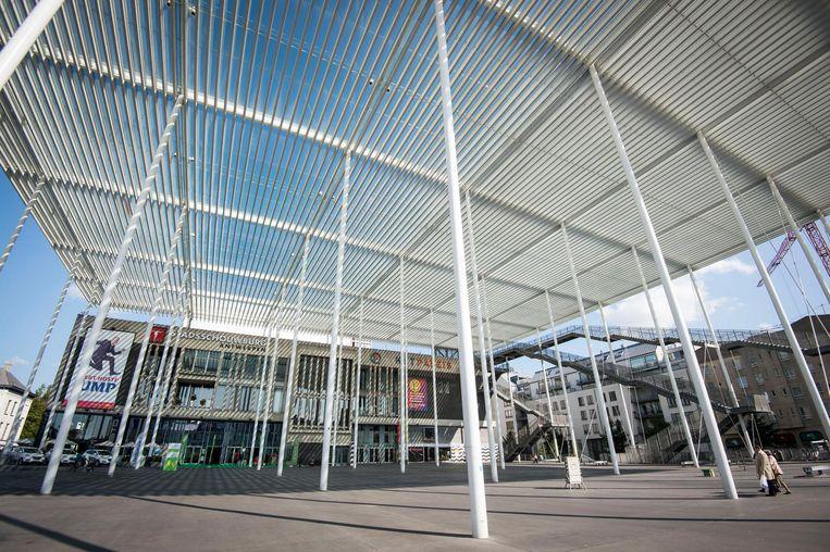 Een renovatie van de Stadsschouwburg zou zo'n 25 miljoen euro kosten.