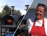 Aan het varen en honger? Mirjam verkoopt pizza's vanaf boot