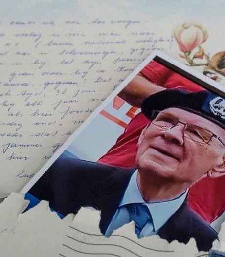 Bijzonder eerbetoon voor de nog 680 levende oorlogsveteranen: een bedankbrief van Wageningse scholieren