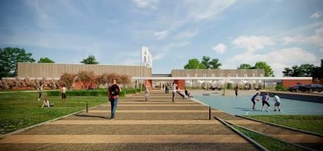 Het nieuwe sportcentrum in Kapelle krijgt deze fleurige naam