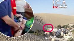 Jonge Belgische vrouw zwaargewond na ongeval met sandboard in Peru