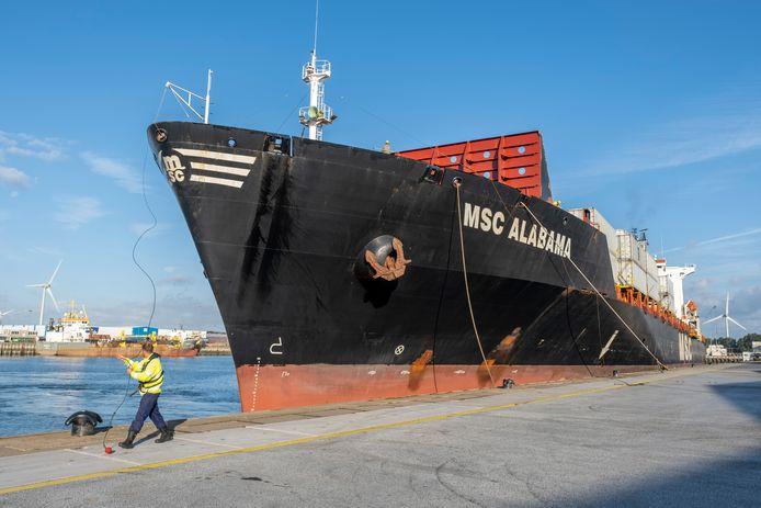 Logisitiek dienstverlener Kloosterboer wist vorig jaar een lijndienst van containergigant MSC binnen te halen.
