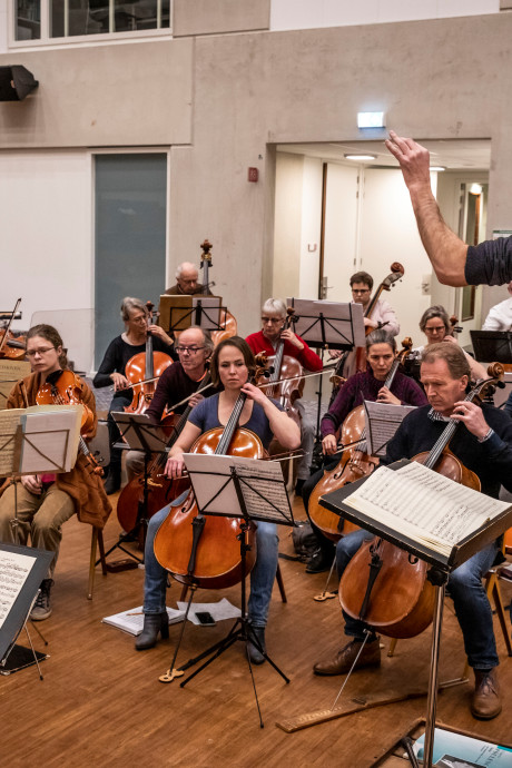 Symfonie Orkest Eindhoven viert jubileum met 9e van Beethoven