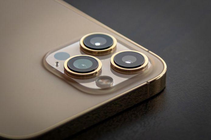 iPhone 12 Mini en Pro Max.