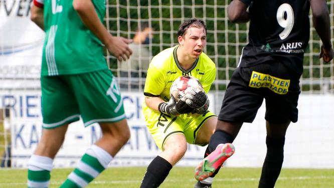 """Matthias Suederick (Diegem Sport) stond ook tegen City Pirates in doel: """"Ik krijg heel veel steun"""""""