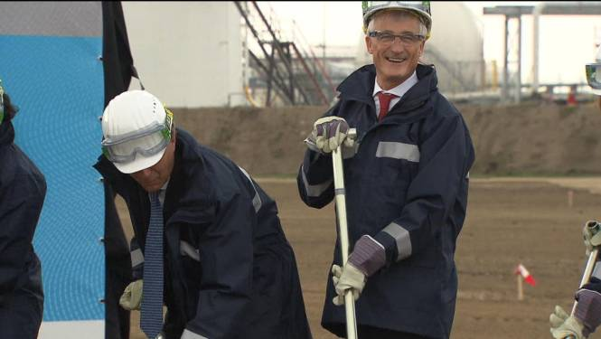 Exxon investeert 800 miljoen in Antwerpen