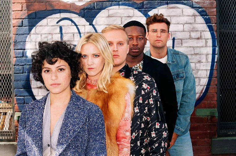 SEARCH PARTY Beeld RV