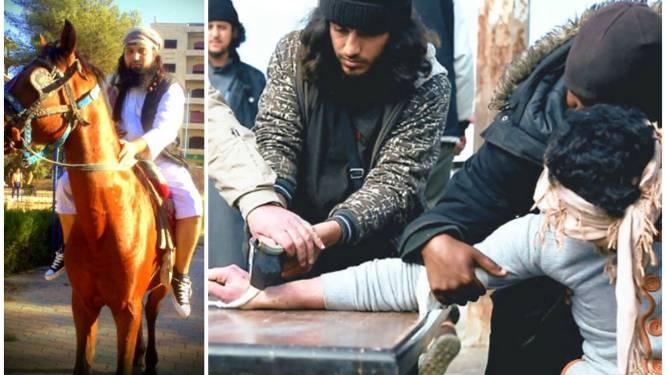 Antwerpse Syriëstrijder laat hand van dief afhakken