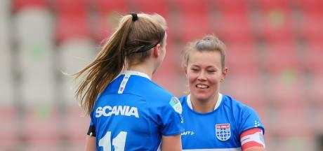 PEC Zwolle Vrouwen en aanvoerder Bruinenberg gaan na twee seizoenen uit elkaar
