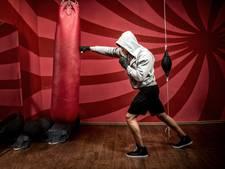 Geen vergunning voor bokszak en zelfverdediging