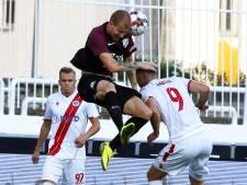 Europees avontuur FC Utrecht al voorbij na bizarre tegengoal in verlenging