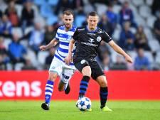 Kroon op een raar voetbalseizoen voor Steven van der Heijden: twee stevige blessures, toch een contract