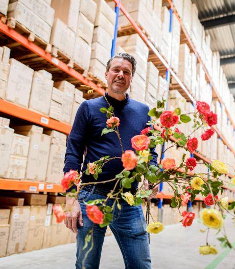 Patrick is de 'kunstbloemenkoning' van Twente: 'Dit is een absolute mindfuck'