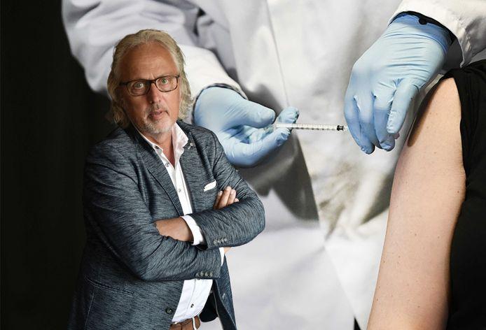 Ruud Buurman over vaccinatie-weigeraars.