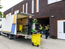 Wéér hennepkwekerij opgerold aan de Tjalk in Bodegraven: 'Op deze manier kan het niet meer'
