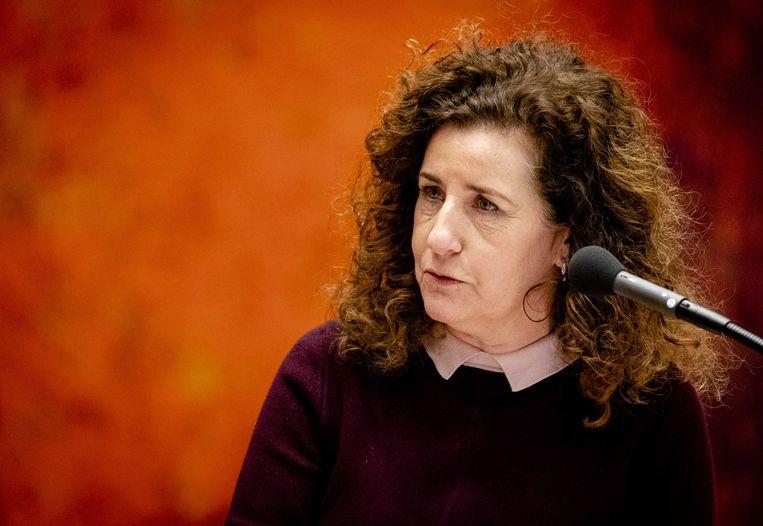 Minister Ingrid van Engelshoven van Onderwijs, Cultuur en Wetenschap.  Beeld ANP