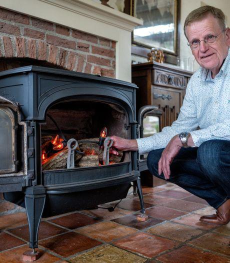 Mensen als Jan Moeskops stoken het vuurtje tegen schadelijke houtrook verder op