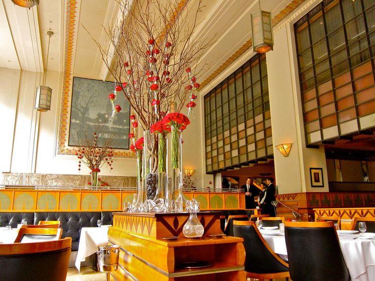 Restaurant Eleven Madison Park in New York. Beeld Djjewelz/Flickr/Creative Commons