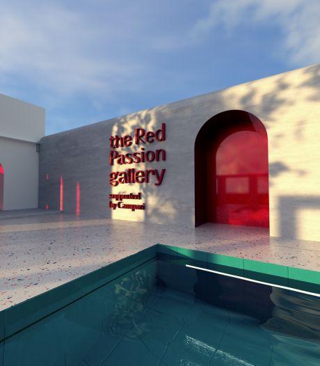 The Red Passion Gallery: l'expérience artistique immersive accessible 7 jours sur 7