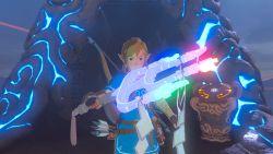 The Legend of Zelda: Breath of the Wild is Game van het Jaar