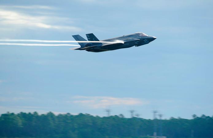 De F-35. Nog niet officieel bevestigd maar ga er maar van uit dat ie komt.