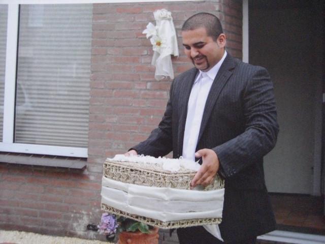 Habib Makhmalchi, Tilburg, werd 19 maart dood aangetroffen in een woning aan de Hoefstraat.