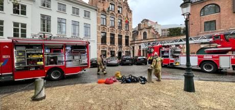 Brand zorgt voor schade op tweede verdieping van Irish Pub