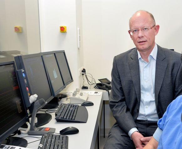 Jo Leysen, gedelegeerd bestuurder van AZ Turnhout