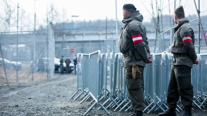 """Oostenrijk bereidt """"massale"""" grenscontroles voor"""