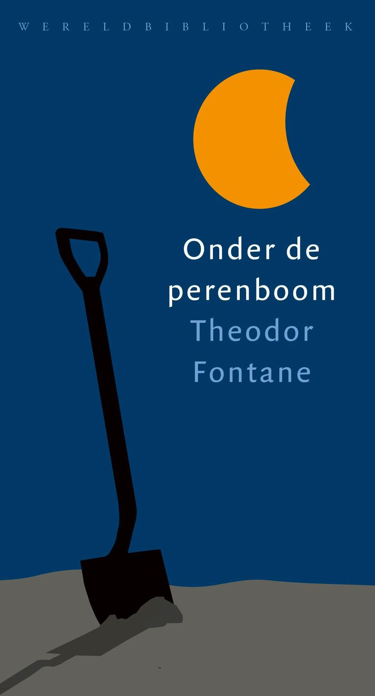 Theodor Fontane; Wereldbibliotheek, 17,99 euro. Beeld