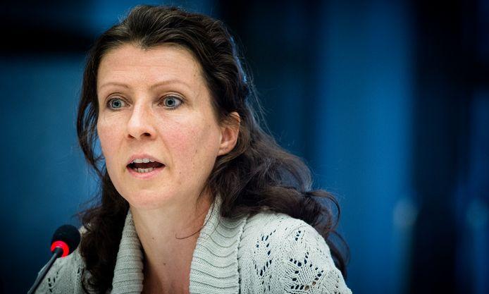 Esther Ouwehand van de Partij voor de Dieren heeft een debat aangevraagd over de vleesindustrie in Nederland.