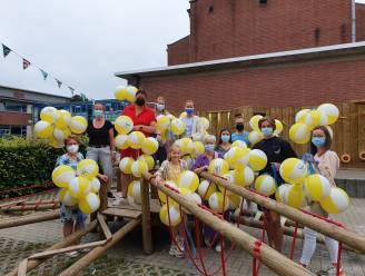 Basisschool Spijker verrast leerlingen met strandbal