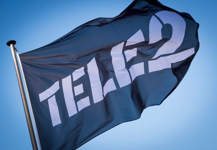 Telecomaanbieder Tele2.