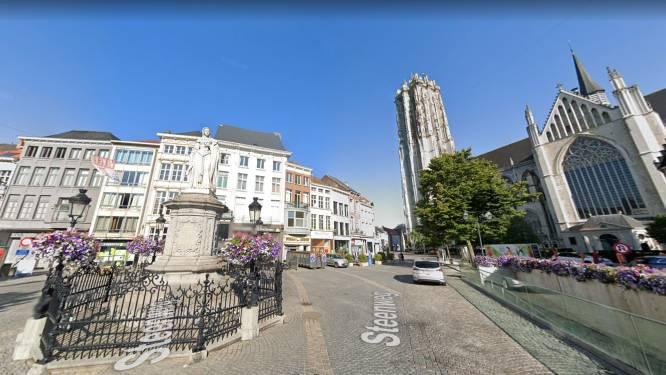 """Dolle achtervolging in Mechels stadscentrum: """"Auto in beslag genomen omdat hij boete niet meteen kon betalen"""""""